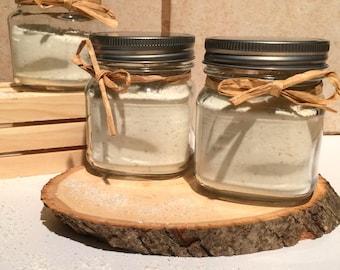 Homemade Goat's Milk Bath Soak - Variety of Scents!