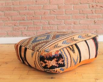 Handmade Moroccan Pouf