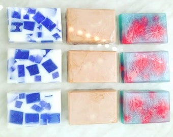 SOAP with Shea butter/shea butter with soap handmade