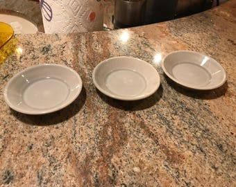 Ceramic Dipping Bowls made in Germany by Waechtersbach