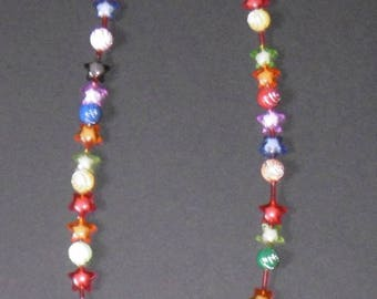 beautiful NECKLACE or multicolor NECKLACE