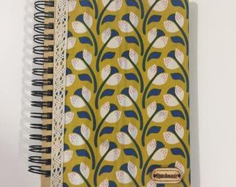 A little handmade notebook