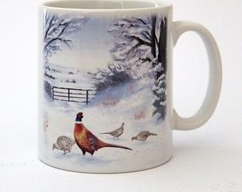 Pheasant 10oz Mug