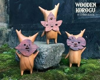 Wooden Korogu - Zelda Breath of the Wild