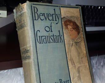 Beaverly of Graustark by George Barr McCutcheon vintage 1904