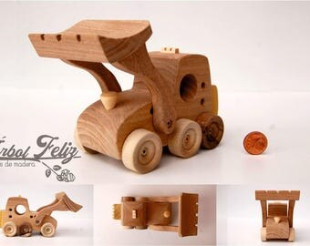 Wooden Caterpillar / Wooden Toy / Wooden Gift for Kid