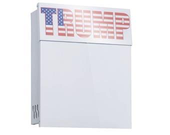 White Modern Mailbox | TRUMP