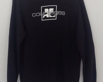 Courrges Sweatshirt