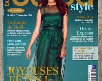 Magazine December 2013 Burda (168)