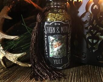 Merry Yuletide, Sabbat, Saturnalia, Winter Solstice Ritual Oil