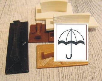 Umbrella tc221 abs frame stamp
