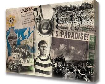 Celtic v Inter Milan - Lisbon Lions - 1967 European Cup Winners