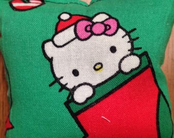 Handmade Holiday Catnip Cat Toy