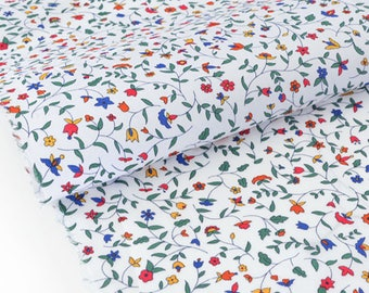 20% Tana Lawn 97x137cm multicolor Cathy Liberty fabric