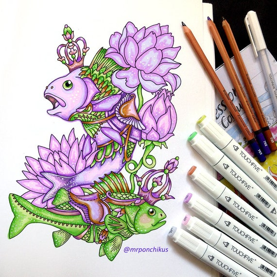 12 Printable PDF Zodiac Coloring Pages Set From Book Mounts 3 For Colouring And Relaxation