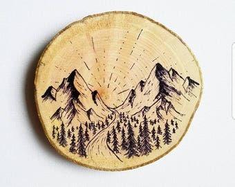 River Bend, Wood Coaster