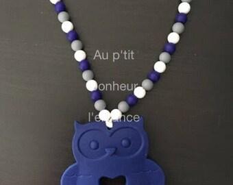 OWL nursing necklace