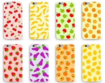 Fruits case  for  Huawei P7 P8 P9 P10 P8 P9 P10 LITE P10 + Nova + G8 HONOR 5X 7 8 9 MATE S 9 Hard cover