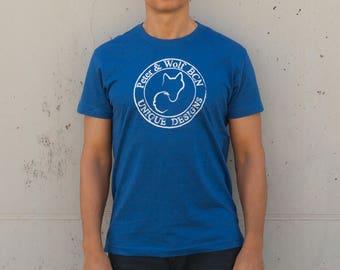 Stamp T-shirt B/W
