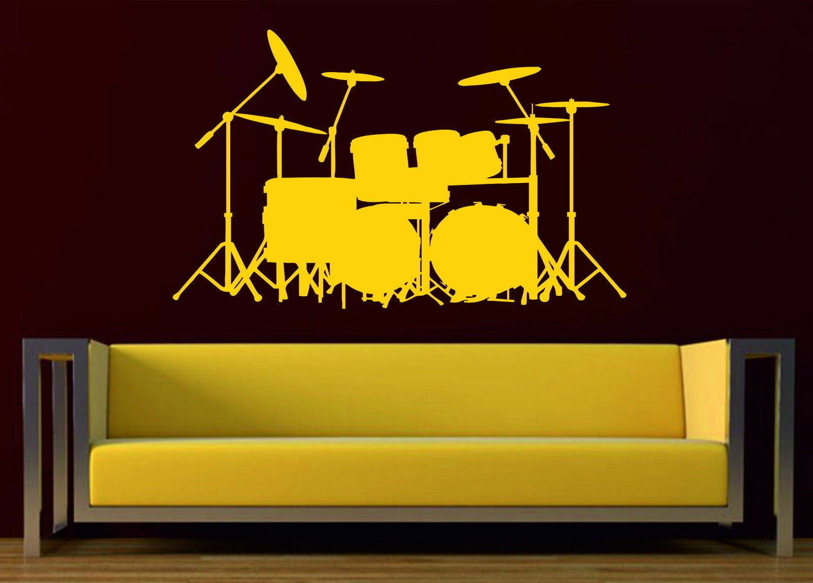 Amazing Drum Set Wall Art Pictures Inspiration - The Wall Art ...