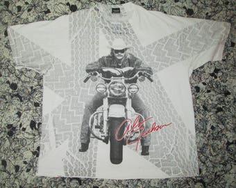 vintage Alan jackson tshirt