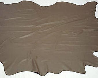 Leather Cow Hide Edelman Lt Brown Automotive Cowhides Upholstery Crafts TS-11272