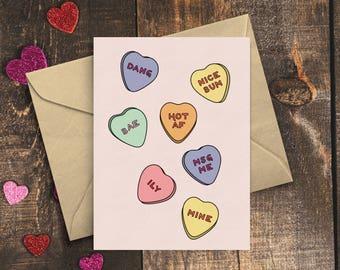 Printable Valentine's Card (Instant Download)
