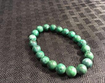 Jasper stretchy bracelet