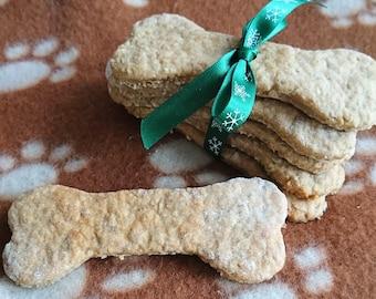 10 Peanut Butter Dog Treats - Healthy
