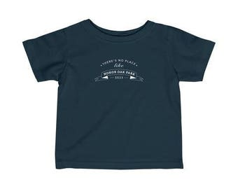 There's No Place Like Honor Oak Park Infant T-Shirt