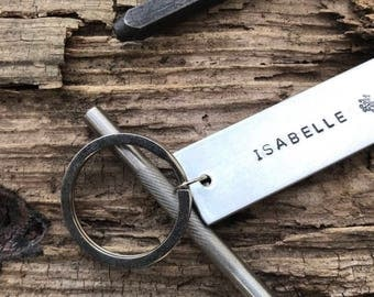 Personalized Keychain,Personalized mens Keychain,Keychain personalized,Custom Keychain,Personalized Gift,keychain for Boyfriend,keychain