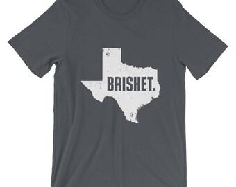 Texas Brisket T-Shirt BBQ Brisket Tee