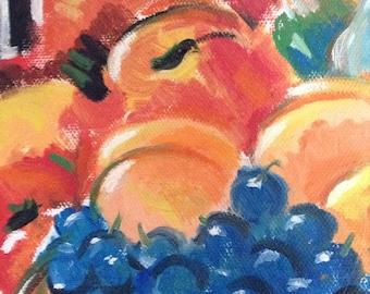 Fruit Canvas