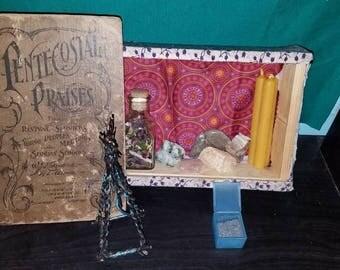 Altar box Set