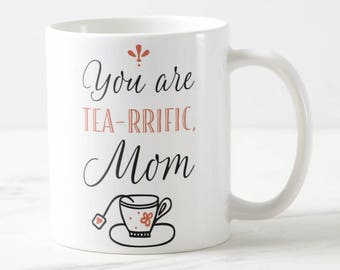 Mom Mug - Gift for Mum - Mother's Day - Gift for Her  - Gift for Mother