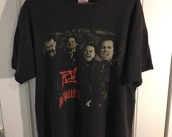 Metallica Band Shirt