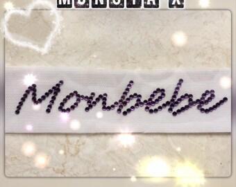 Monsta x K-Pop hotfix ironing