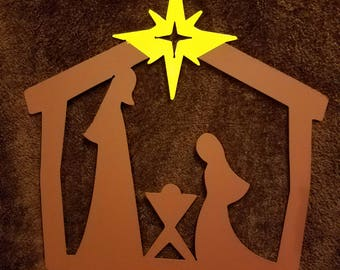 Nativity Sign