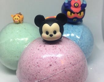 8 oz Surprise Inside Tsum Tsum Inspired Bath Bomb