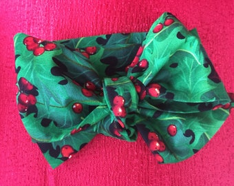 Christmas Headwraps