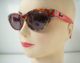 KENZO Jungle authentic hand made in France vintage 1980/90 sunglasses