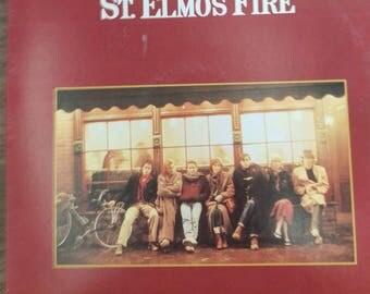 ST.Elmo's Fire  An original Motion Picture Soundtrack