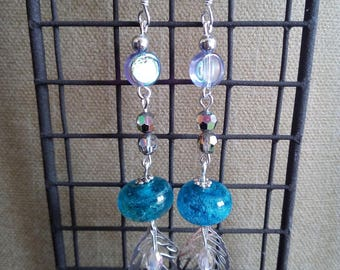 """The wind"" earrings 3"