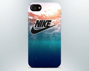 Nike iPhone case X 8 plus 7 6 6s 5 5s 4 se Samsung galaxy case s8 s7 edge s6 s5 s4 note phone gift case cover apple sunset art print pin