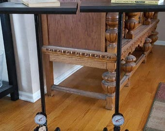 Pair pipe End Tables
