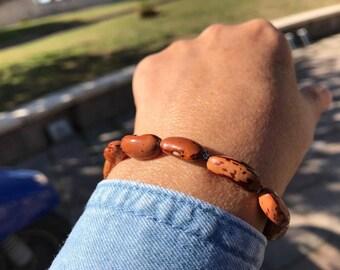 BoBeans Bracelet-Bit Sardinia collection, legume bracelet