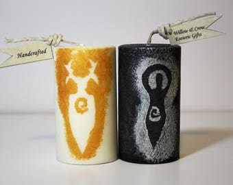 Gods in the Details | Pagan Candles | Ritual, Spell, Devotion Candles