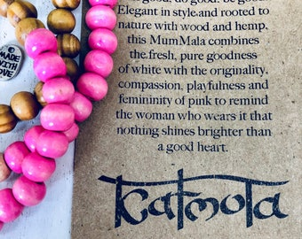 Mala, 108 bead mala necklace, mala beads, yoga necklace, yoga jewelry, boho, jewelry, necklace, meditation, mindfulness, purity