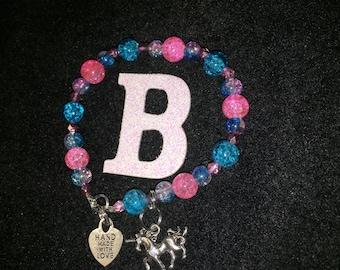 Bracelets, Glass, Crystals, Swarovski, jewelry, handmade, gifts, original art work