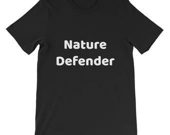 Nature Defender Short-Sleeve Unisex T-Shirt